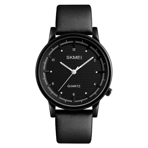 Relógio Masculino Skmei Analógico 1210 - Preto