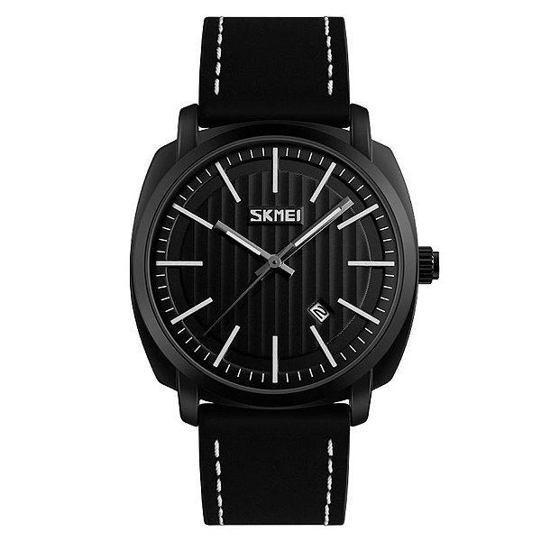 Relógio Masculino Skmei Analógico 9169 - Preto