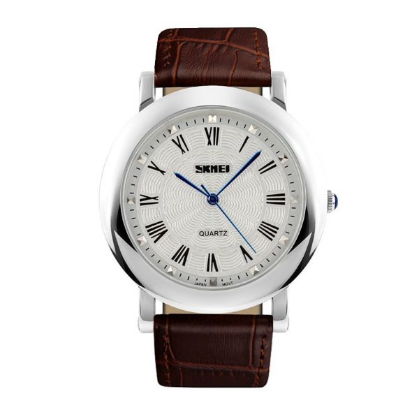 Relógio Masculino Skmei Analógico 1104 - Marrom