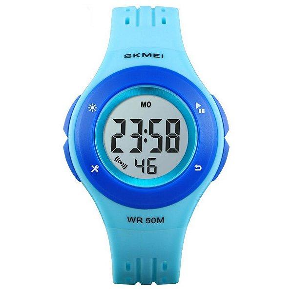 Relógio Infantil Skmei Digital 1455 Azul