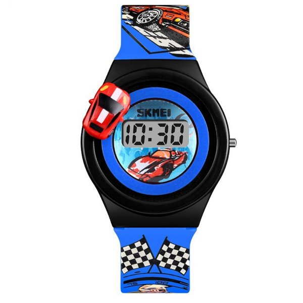 Relógio Infantil Skmei Digital 1376 Azul