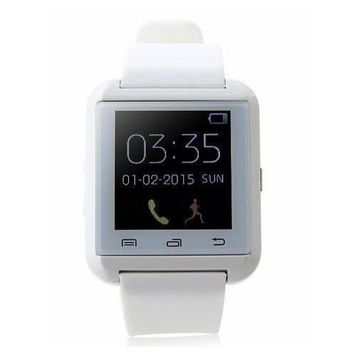 Relógio Smart Watch Bluetooth U8Branco