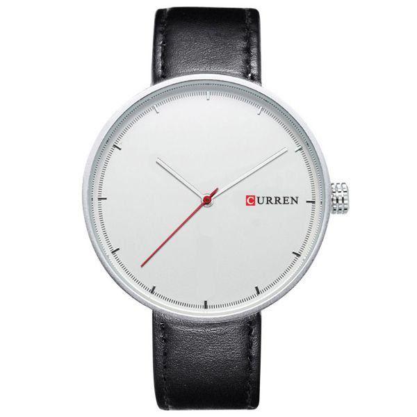 Relógio Masculino Curren Analógico 8223 Prata