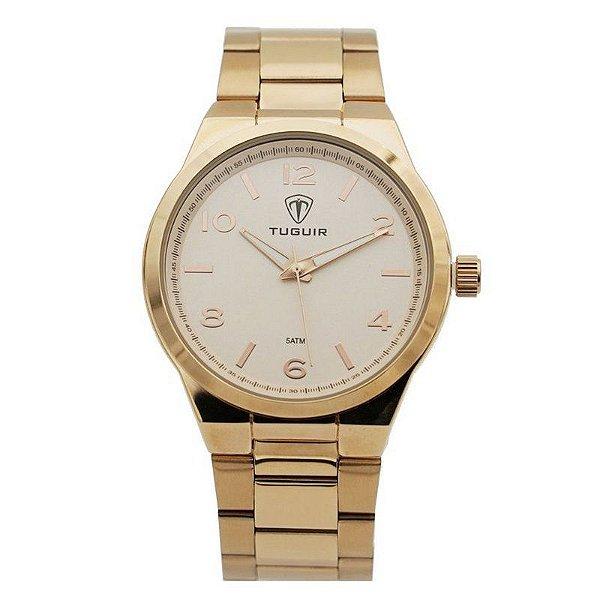Relógio Feminino Tuguir Analógico 5440G - Rose