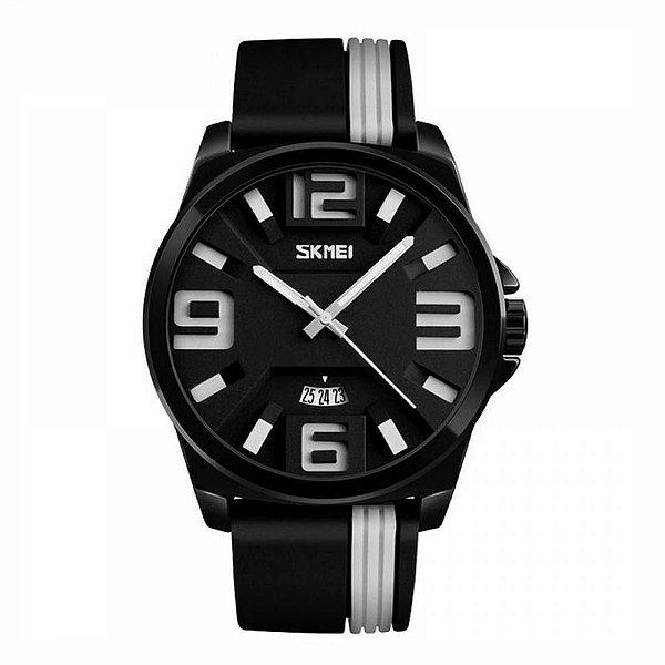 Relógio Masculino Skmei Analógico 9171 Preto