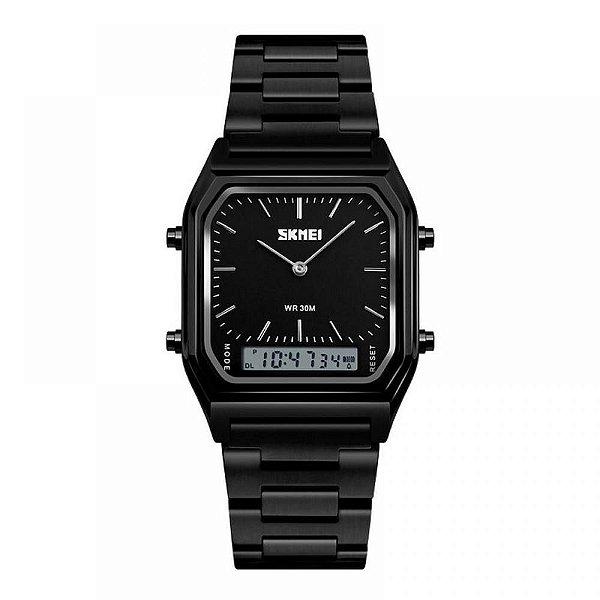 Relógio Masculino Skmei AnaDigi 1220 - Preto