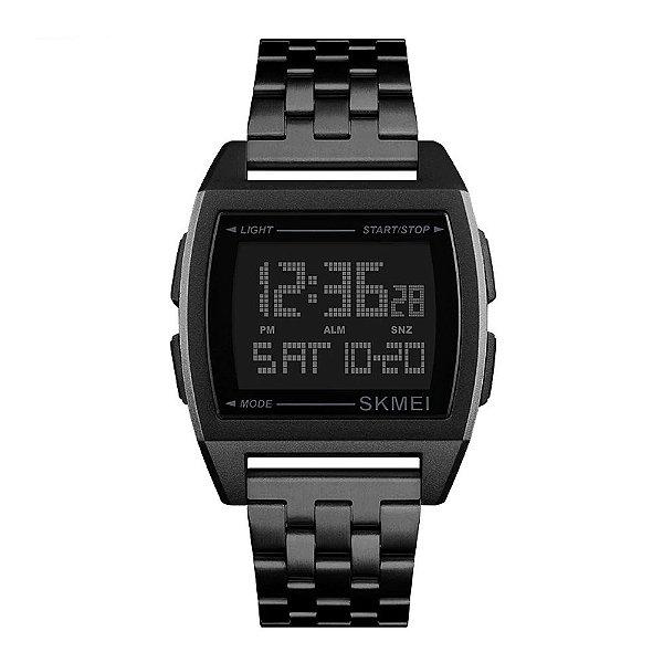 Relógio Masculino Skmei Digital 1368 - Preto