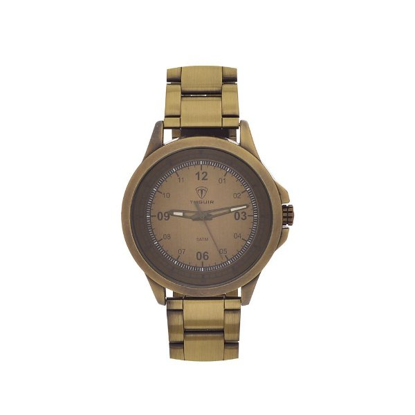 Relógio Masculino Tuguir Analógico TG100 - Bronze