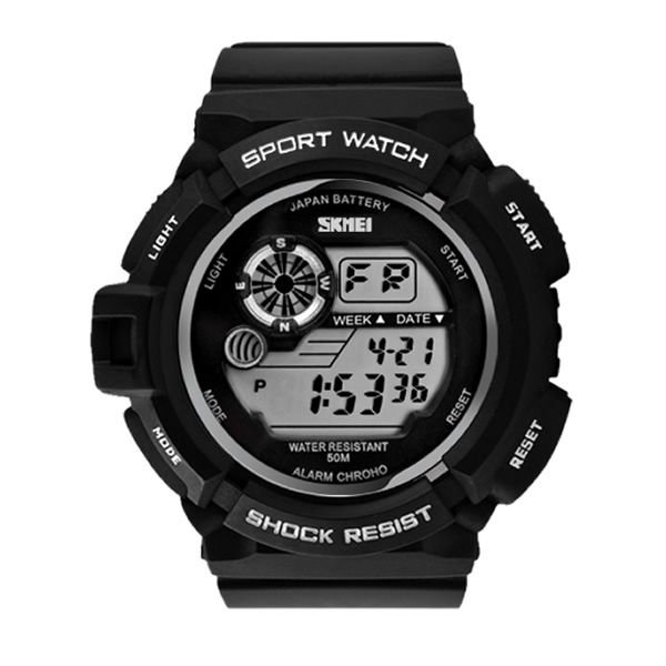 Relógio Masculino Skmei Digital 0939 Preto