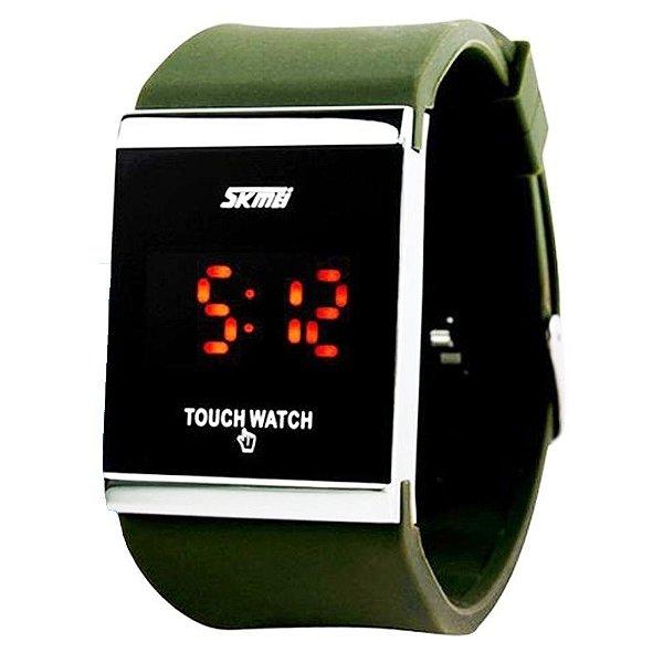 Relógio Masculino Skmei Digital 0983 Verde