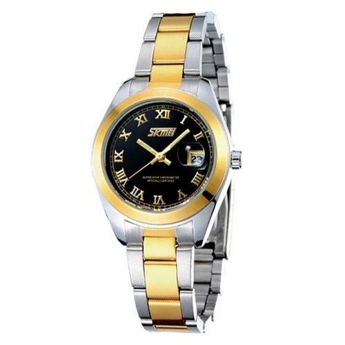 Relógio Masculino Skmei Analógico 9062 Preto