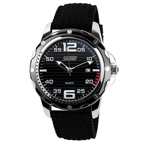 Relógio Masculino Skmei Analógico 0992 Preto