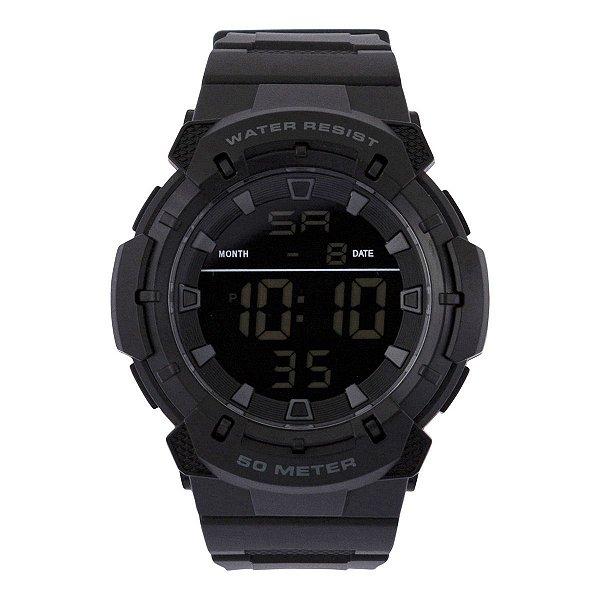 Relógio Masculino Tuguir Digital TG124 - Preto