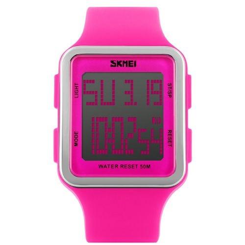Relógio Unissex Skmei Digital 1139 - Rosa