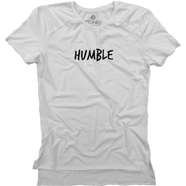 Camiseta Longline Gold Humble