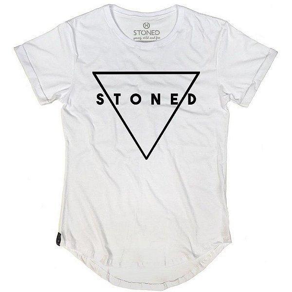 Camiseta Longline Triangle