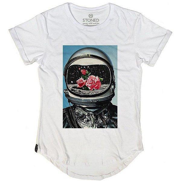 Camiseta Longline Astronaut