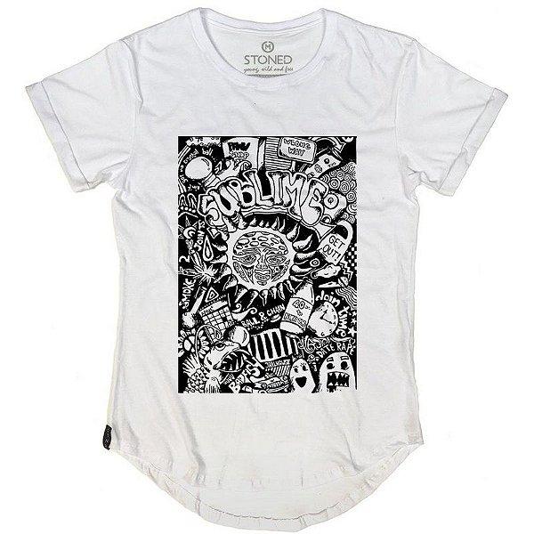 Camiseta Longline Sublime