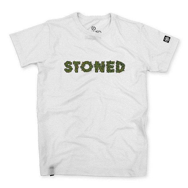 Camiseta Masculina Stoned Green
