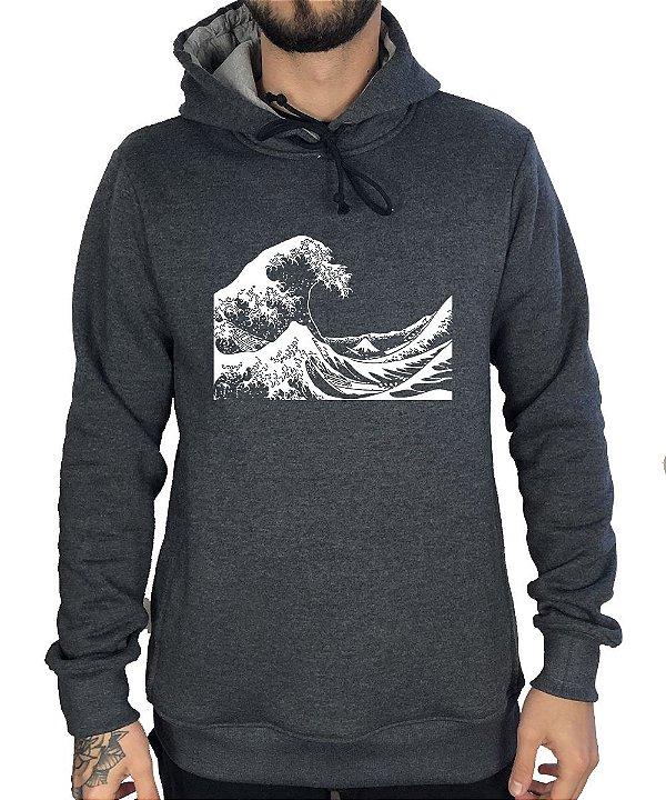 Moletom The Wave