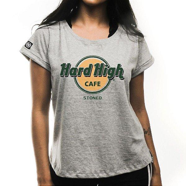 Camiseta Feminina Hard High