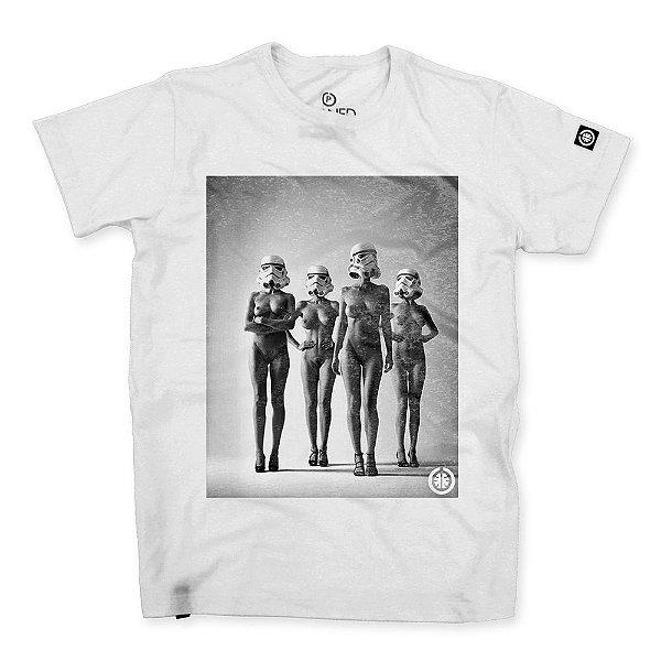 Camiseta Masculina Stormtropper Girls