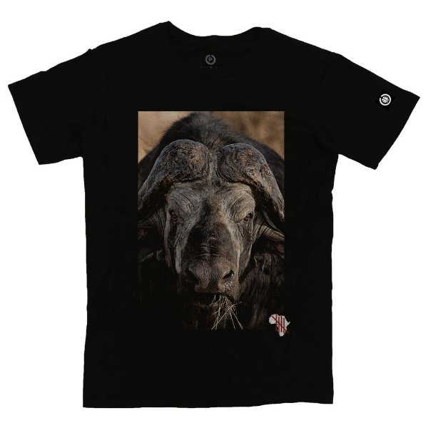 Camiseta Masculina Big Five - Búfalo