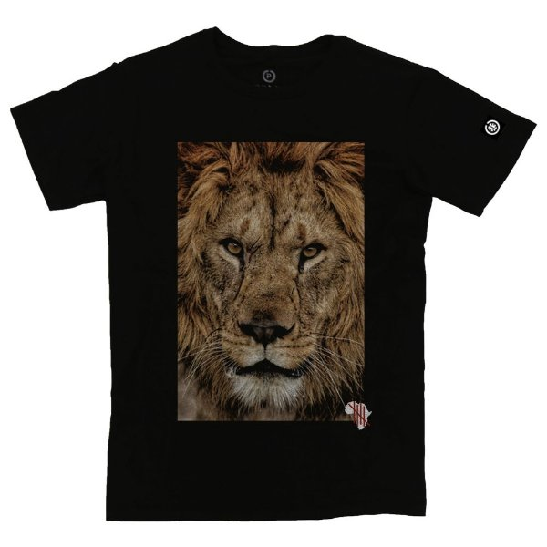 Camiseta Masculina Big Five - Leão