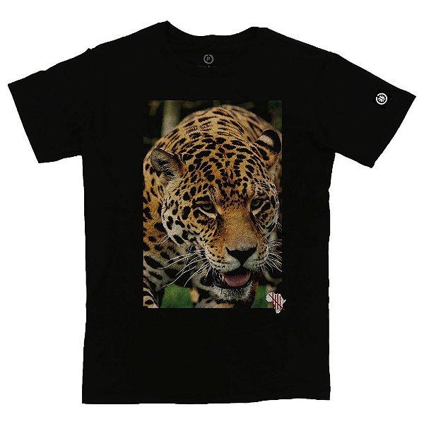Camiseta Masculina Big Five - Leopardo