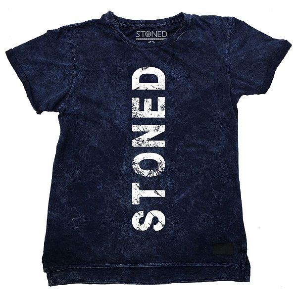 Camiseta Longline Estonada Stoned