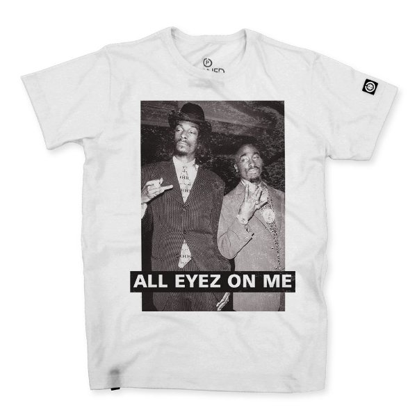 Camiseta Masculina All Eyez on Me