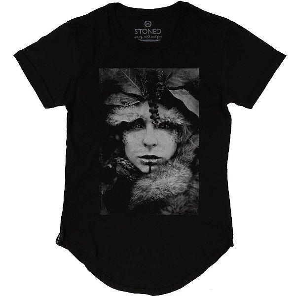 Camiseta Longline Native