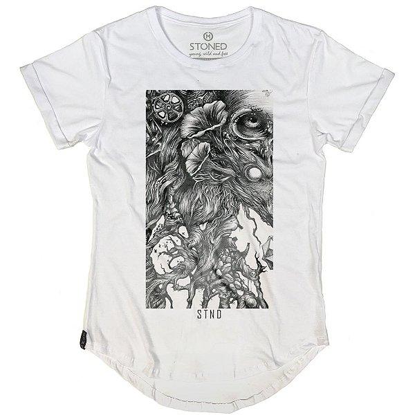 Camiseta Longline Nature