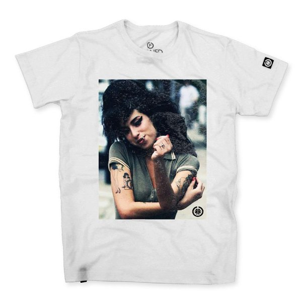 Camiseta Masculina Amy Winehouse II
