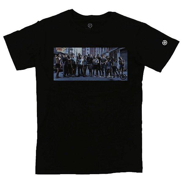 Camiseta Masculina Cidade de Deus