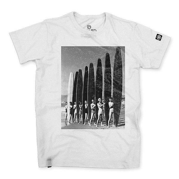 Camiseta Masculina Vintage Surf