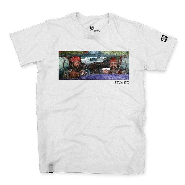 Camiseta Masculina Cheech & Chong Car