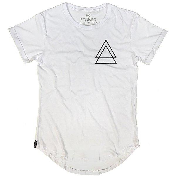 Camiseta Longline Triple Triangle