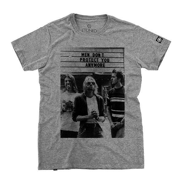 Camiseta Masculina Nirvana