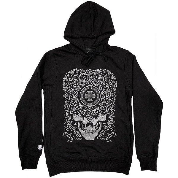 Moletom Mandala Skull