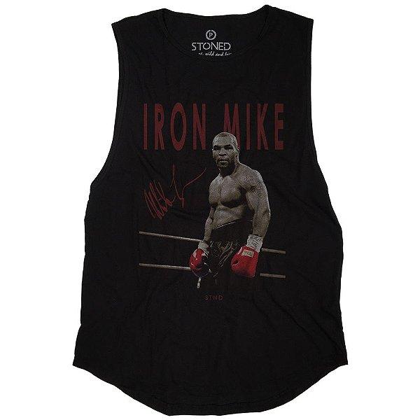 Regata Masculina Longline Iron Mike