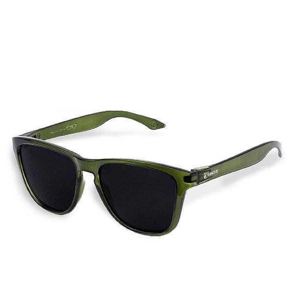 Óculos de Sol Natural Olive Black