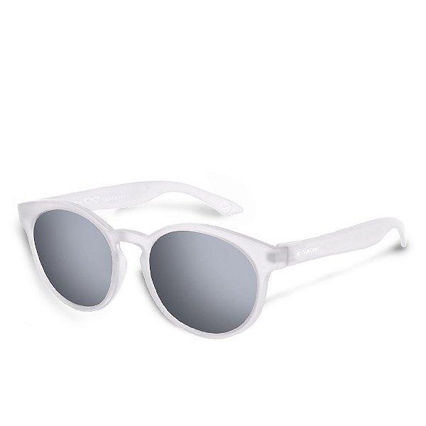 Óculos de Sol Iconic Frost Platinum