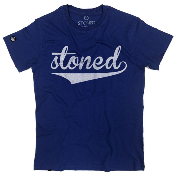 Camiseta Masculina Classic Azul