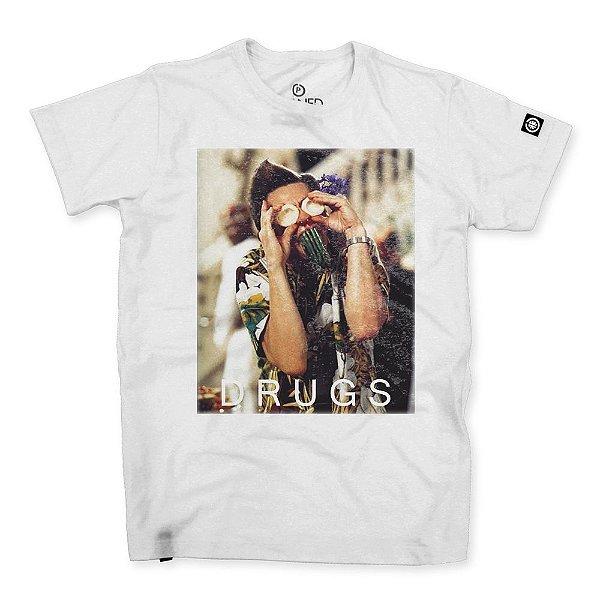 Camiseta Masculina Drugs II