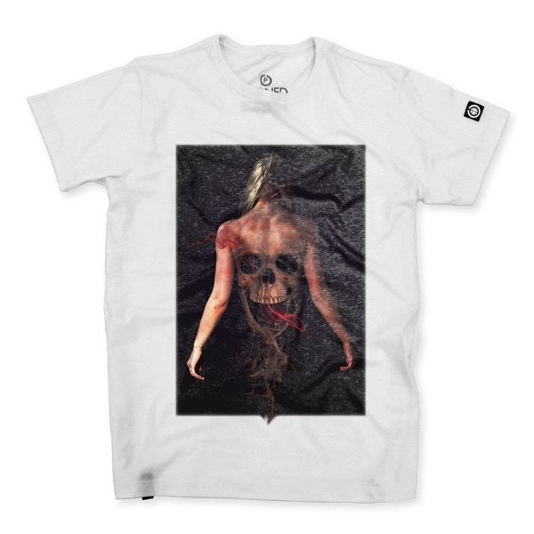 Camiseta Masculina Smoke Girl