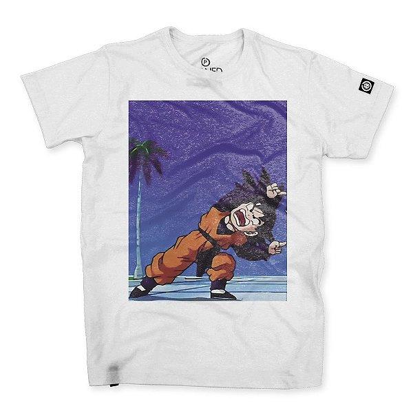 Camiseta Masculina Goten