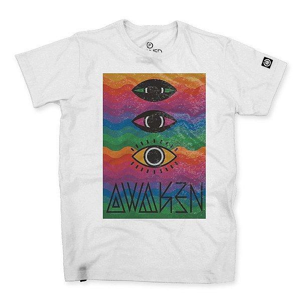 Camiseta Masculina Awaken