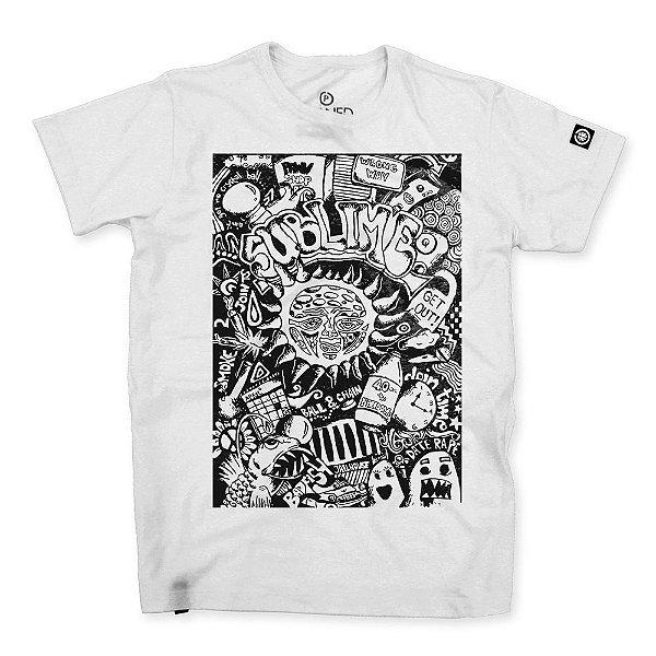 Camiseta Masculina Sublime