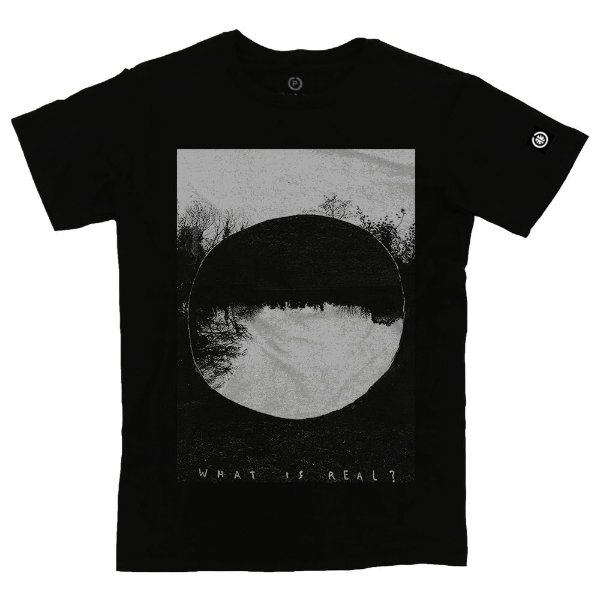 Camiseta Masculina What is Real